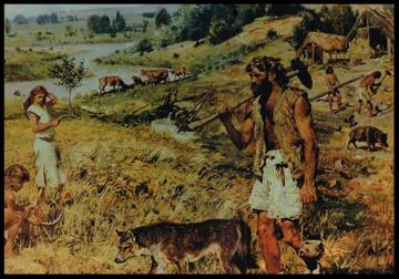 Agriculteurs du Néolithique